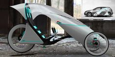 George Cooper is a recent Industrial Design graduate from the UK. For his final school project, he set out to design a human powered vehicle geared toward the majority of people who don't currently...