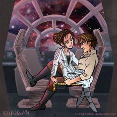 A Star Wars Valentine by KMRicker on deviantART