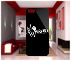 Nirvana Case For IPhone 5, IPhone 4/4S, Samsung Galaxy S2, Samsung Galaxy S3 Hard Case