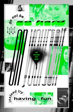 Andy Tran: Poster Design