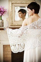 Ravelry: Keepsake Lace Shawl pattern by Susan Lowman free pattern