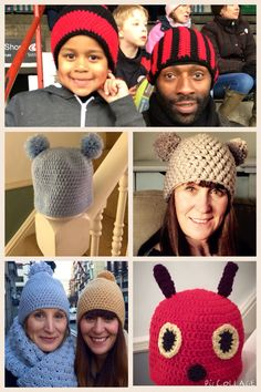 Hats hats and more hats