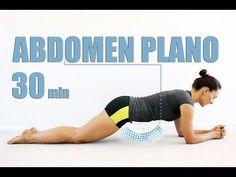 ¿Tienes 30 minutos libres? Seguro que sí, así que te vamos a contar cómo podemos conseguir un vientre plano con estos ejercicios que podemos hacer en el salón de casa tranquilamente.