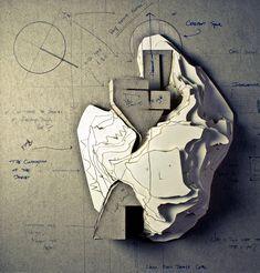 Architecture Portfolio - Derek Pirozzi - University of South Florida School of Architecture. Masters of Architecture. Graduate Work. Process.  derekpirozzi.com