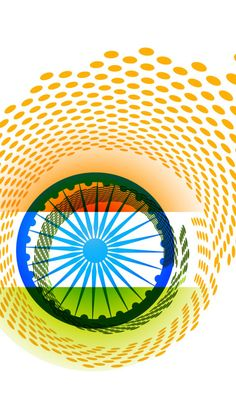 India Flag for Mobile Phone Wallpaper 09 of 17 - Creative Tiranga - HD Wallpapers   Wallpapers Download   High Resolution Wallpapers