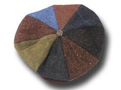 Berretto irlandese a 8 spicchi lana Hanna Hats Mens Caps, Fedora Hat, Caps Hats, Art, Felt Hat, Fedoras, Hat