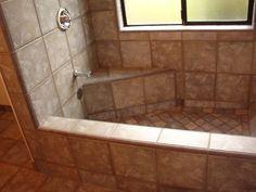 Image result for diy tile tub #LuxuryBeddingBuiltIns