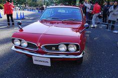 Retro Cars, Vintage Cars, Antique Cars, Motor Car, Motor Vehicle, Car Racer, Honda Cars, Japan Cars, Vintage Japanese