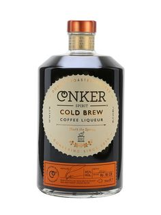 Conker Cold Brew Coffee Liqueur : The Whisky Exchange