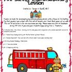 This 23 page document includes activities that are themed for 'Fire Safety Week'.One whole group lesson reading lesson for the book 'The Fire Sta...