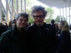 Me & Niccolò Fabi /// Nastri d'Argento - MAXXI Roma - May 30th 2013 30th, My Life, Around The Worlds, Stars, Star