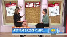 TODAY Parenting Team Shares Parenting Resolutions for 2016
