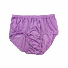 15965e270f JR06 Pink Half Briefs Nylon Panties Women Men Knickers