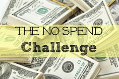July No Spend Challenge - Update #4 - The Budget Mama