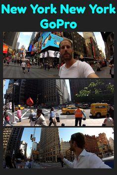 New York New York GoPro est comme son nom l'indique une vidéo de la ville de New York, un film que j'ai réalisé à l'aide d'une simple petite caméra GoPro lors de mes vacances à New York City cette année.   Une très chouette manière de transmettre un peu de ces émotions que nous avons pu ressentir lorsque nous étions dans cette ville complètement incroyable. Je vous encourage absolument à vous y rendre, vous n'allez pas faire le voyage pour rien :) Gopro, Ville New York, All Video, Aide, Tv, Comme, Times Square, Simple, Travel
