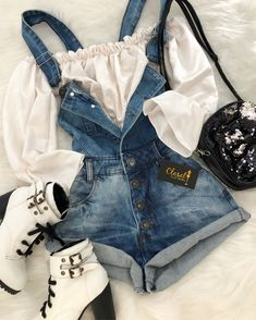 Chic Outfits, Trendy Outfits, Fashion Outfits, Womens Fashion, Cute Summer Outfits, Outfits For Teens, Spring Outfits, Hazel Levesque, Fashion Ideas
