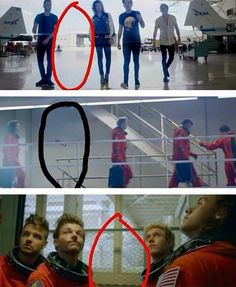 One Direction: Did Band Leave Space For Zayn Malik In 'Drag Me Down' Video? Fans Freak One Direction Zayn Malik One Direction, One Direction Gif, One Direction Pictures, Niall E Harry, Canciones One Direction, Foto One, Larry Stylinson, Liam Payne, Louis Tomlinson