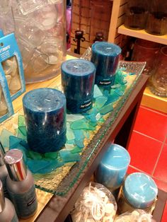 Pier 1 Oceans Fragrance Candles