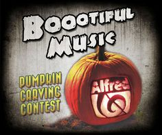 It's almost Halloween, which means there is not much longer to submit your musically-inspired carved pumpkin! http://on.fb.me/1D77VMA