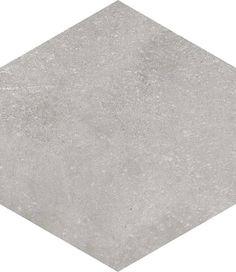 RIFT: Hexágono Rift Cemento - 23x26'6cm. | Pavimento - Porcelánico | VIVES Azulejos y Gres S.A.