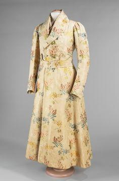 Banyan ca. 1830 via The Costume Institute of the Metropolitan Museum of Art