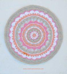 11 Great Uses For The #Crochet Mandala You Made via @creativejmom