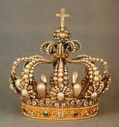 The Crown of the Queen Consort of Bavaria 1807