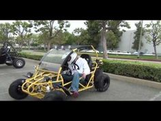 Killer Motorsports Sand Sniper 150 BMS Go Kart Demonstration - YouTube