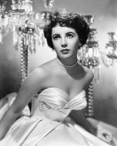 Elizabeth Taylor, 1950