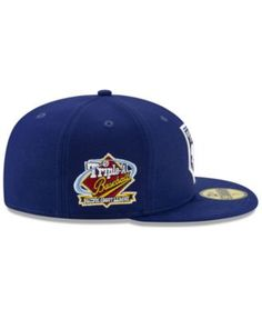 f2b6d812de5 New Era Oklahoma City Dodgers League Patch 59FIFTY-fitted Cap - Blue 7 1