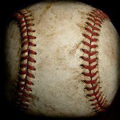Baseball Seams Photograph by David Patterson
