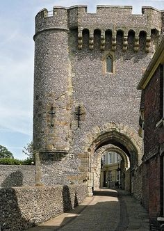 Lewis Castle, Sussex, Great Britain