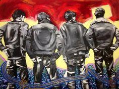 Brotherhood by Amber Dixon, $1,000