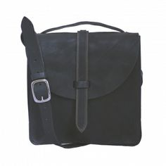 M.Hulot | Bru satchel- black