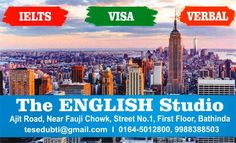 The English Studio... emerging as the best Language training institution