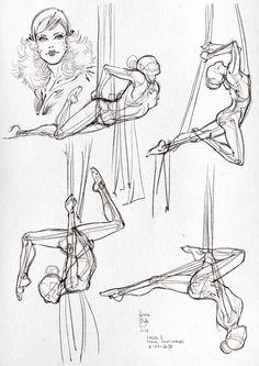 ..:: Laura Braga ::..: Anatomical studies and sketches laurabragasketch.blogspot.com