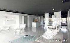 Если вы хотите получить максимально спокойный интерьер с минимальным количеством преград, можете смело обращаться к специалистам из архитектурной компании Hiboux ARCHITECTURE. Пример квартиры в Афинах, Греция, доказывает, что создание подобного рода интерьеров у них получается отлично . Безграничный белый...