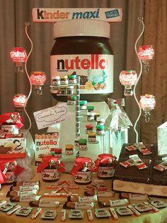Kinderate miste per 18 compleanno 16 Nutella, Italian Party, Communion, Christening, Confetti, Advent Calendar, Lps, Holiday Decor, Tik Tok