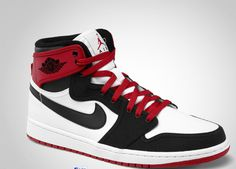 Air Jordan I AJKO QS - Chicago Pack - Black Toe
