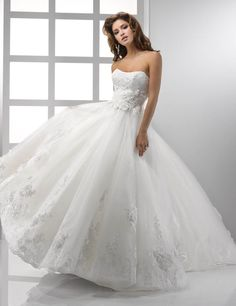 Perfect Princess Gown Wedding Dress