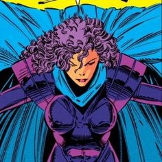 Japanese assassin who infamously swapped bodies with the X-Man Psylocke. Briefly becoming an X-Man, Kwannon contracted the Legacy Virus and died, got better, got her body back and now goes by Psylocke. Psylocke, X Men, Marvel Comics, Vines, Pop Culture, Comic Books, Children, Pictures, Fictional Characters