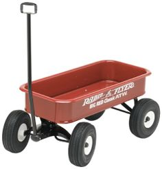 Radio Flyer Big Red Classic Atw | Your #1 Source for Toys and Games