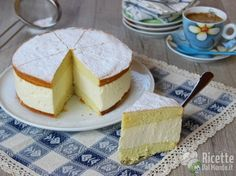 Ricetta per Käse Sahne Torte