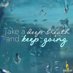 Just keep #swimming...