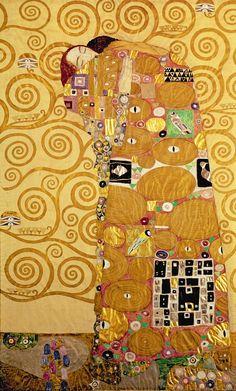 Gustav Klimt - Fulfilment, 1905