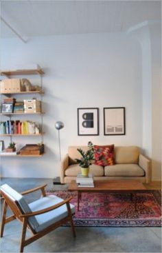 Fantastic Small Living Room Interior Idea 25
