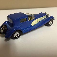 1978 Blue Tomica Bugatti Coupe de Ville No F46 Japan Mint Without Box | eBay