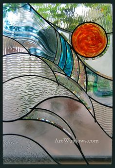 Art Windows Custom Stained Glass