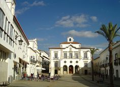Serpa, Portugal....  where my grandfather  (mom's dad) was from.  Almeida Family