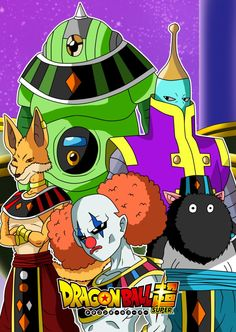 Dragon Ball Super - Universe Survival Saga 4 by Cheetah-King